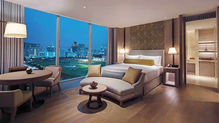 Hilton Waldorf Astoria Bangkok