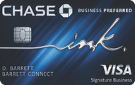 Ink Business Preferred Credit Card