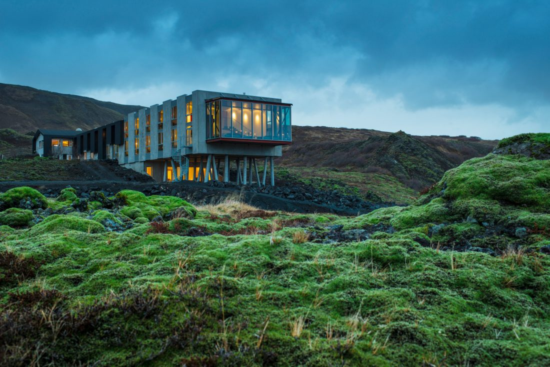 Marriott Bonvoy_Design Hotels Ion Adventure Hotel Selfoss Iceland