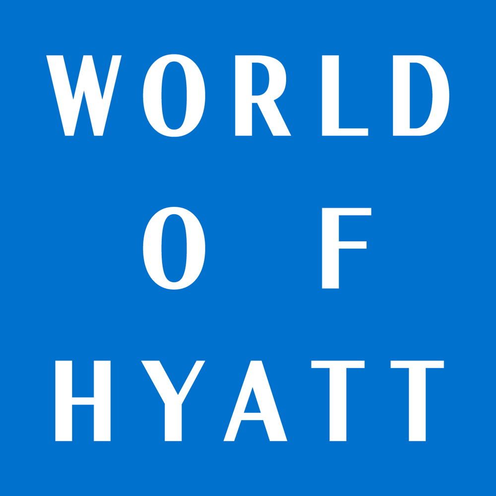 world of hyatt logo