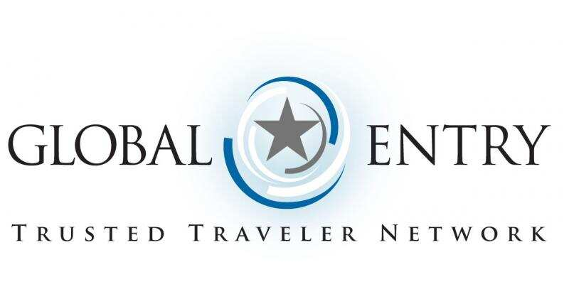 global entry application logo