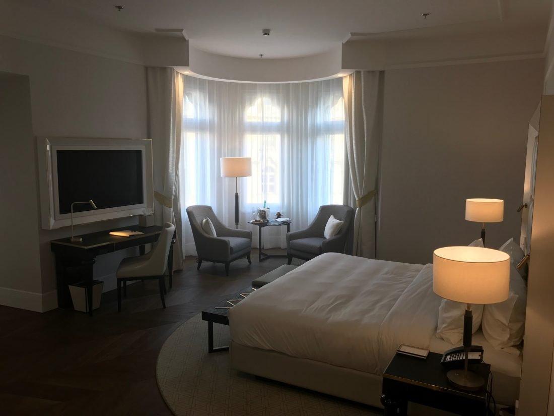 Parisi Udvar Hotel Budapest Heritage Suite