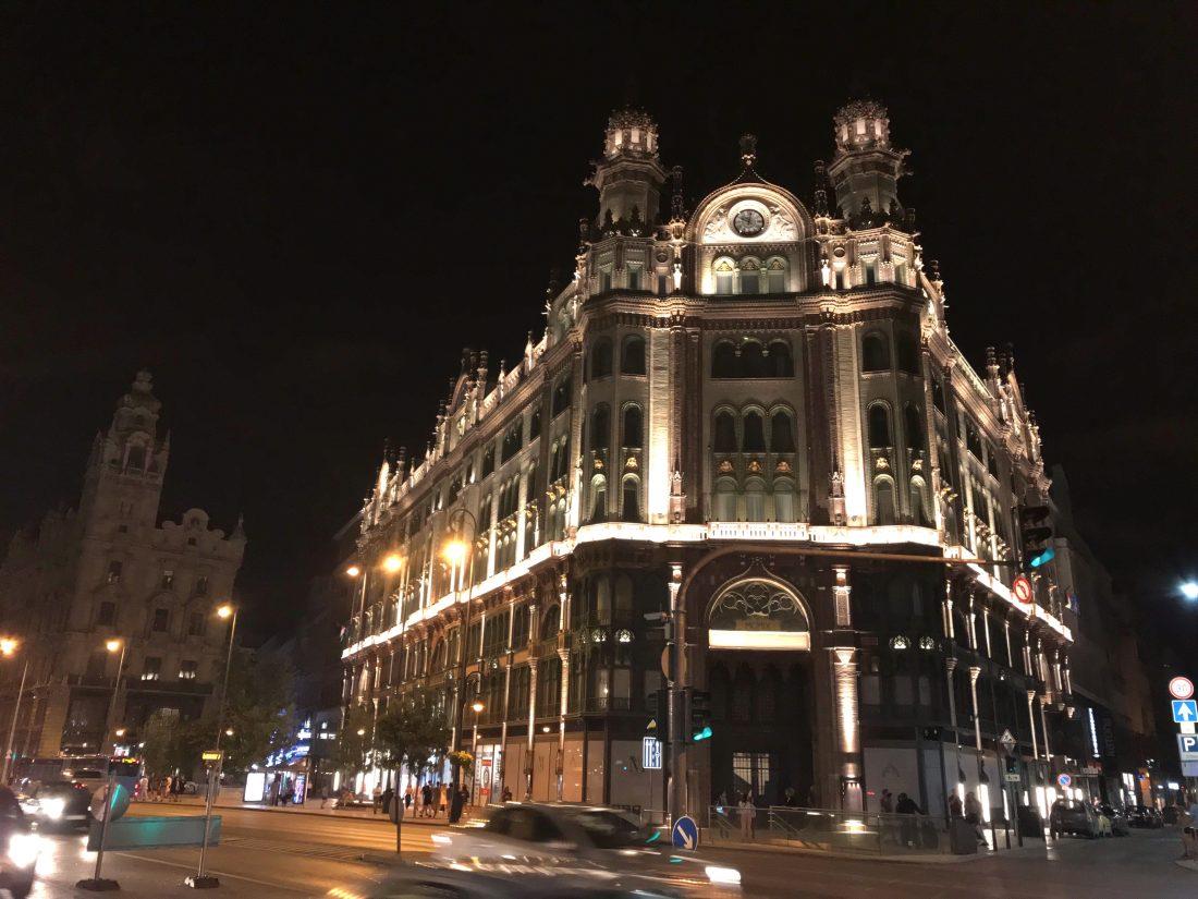 Parisi Udvar Hyatt Hotel Budapest