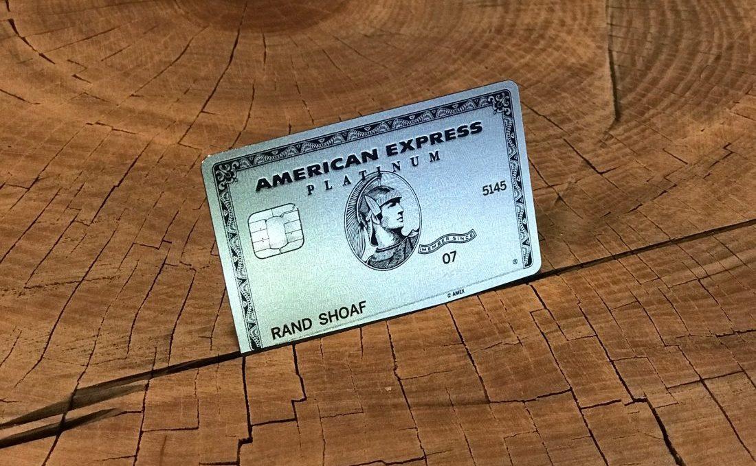 american express platinum credit card image