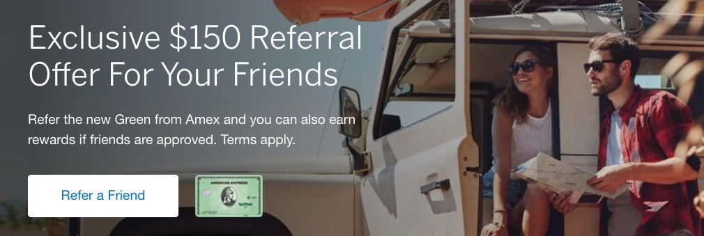amex refer a friend to earn points