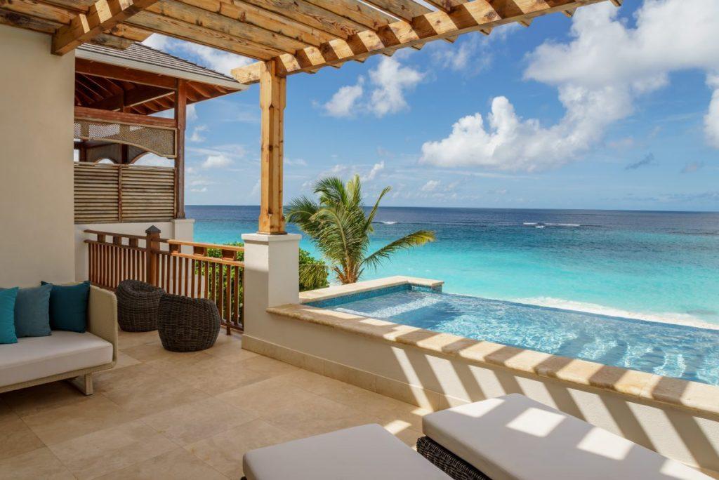 Hilton-Brand-LXR-Zemi-Beach-House-Beachfront-Villa-Terrace