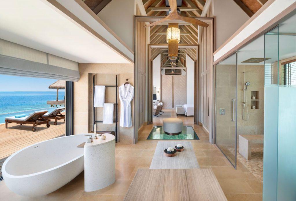 waldorf-astoria-Maldives-Ithaafushi-Overwater-Villa-Bathroom