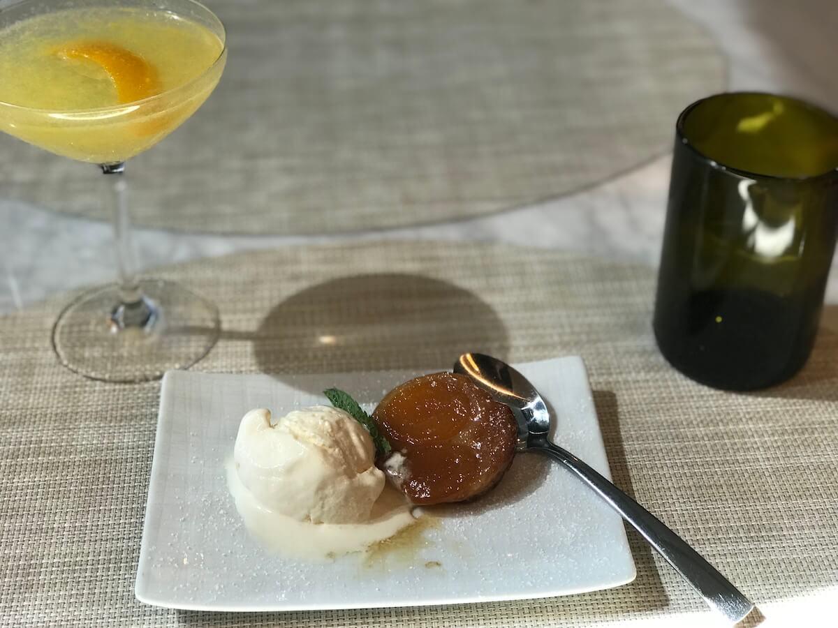 SFO-United-Polaris-Lounge-Restaurant-Dessert
