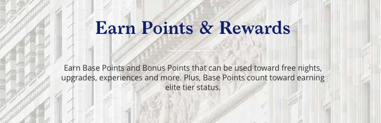 world of hyatt faq earn points