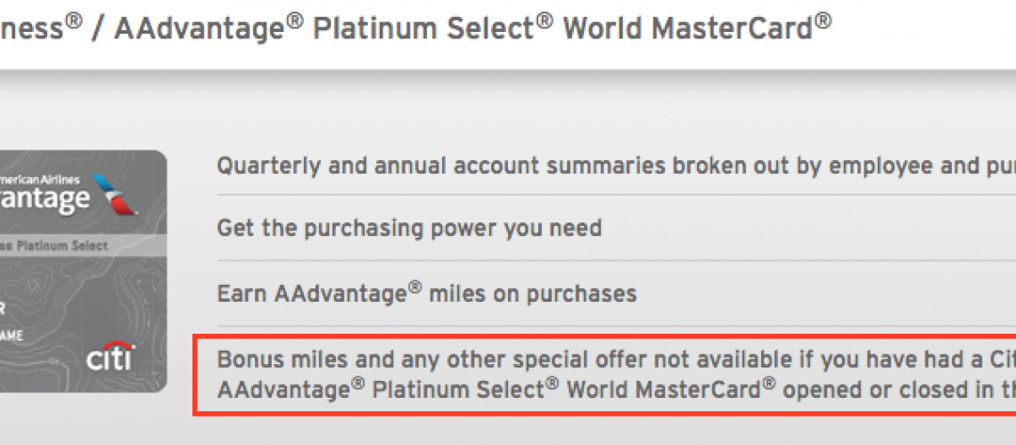 24 Month Rule Now on Personal & Business AAdvantage Cards-02