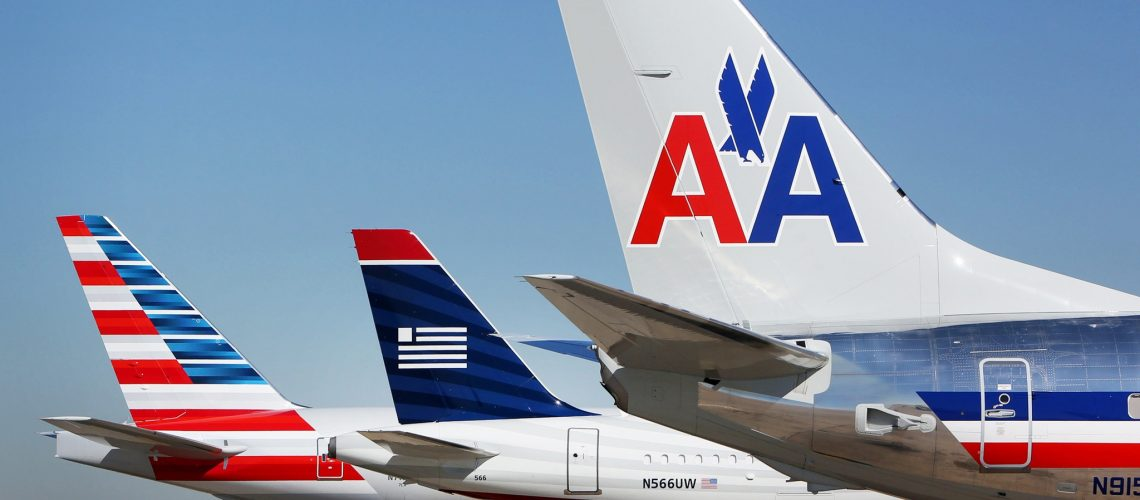 American-Airlines-plane