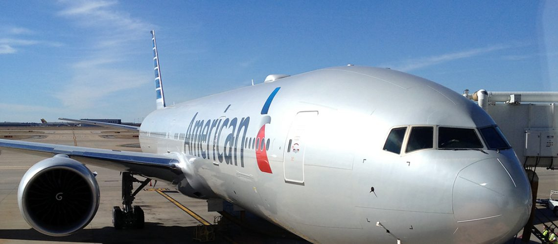 american airline award charts